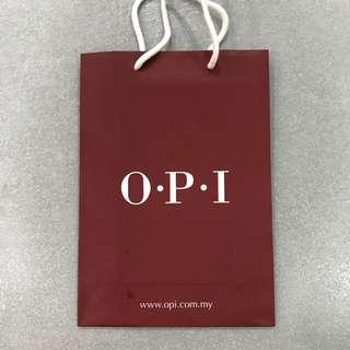 O.P.I Paperback