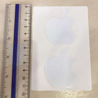 Authentic Apple Sticker For Sale