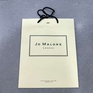 Jo Malone Paper Bag