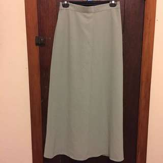 #thecafe Vintage Skirt