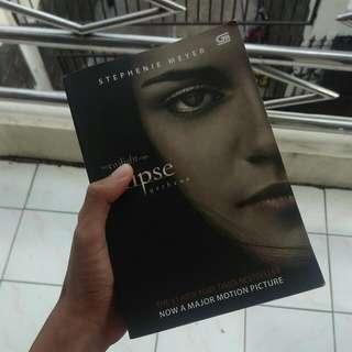 Novel The Twilight Saga eclipse