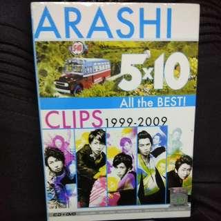Arashi Special CD+DVD