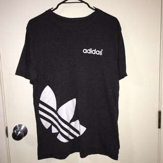 Dark Grey Adidas Tshirt