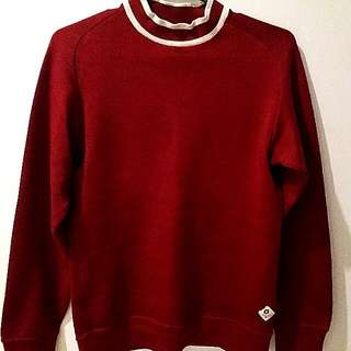 Pre-loved Red Sweater