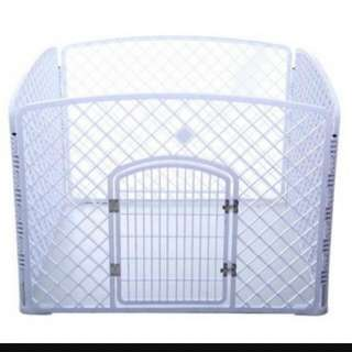 Preloved (Used For Half A Day)  Plastic Playpen