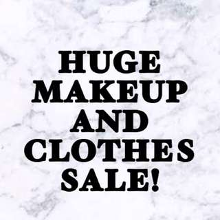 New Makeup And Clothes!