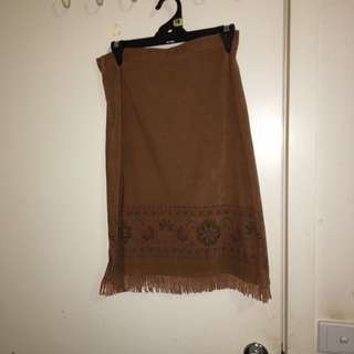 Indian Printed Skirt