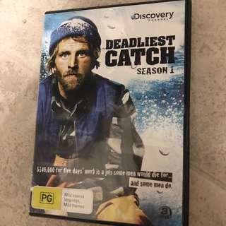 Deadliest Catch Season One