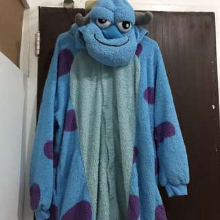 Sully Adult Size Onesie (repriced)