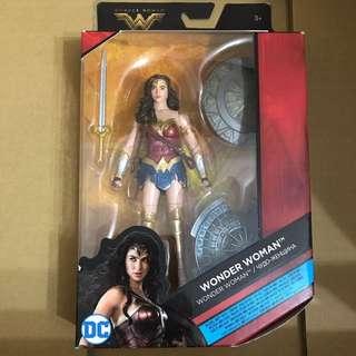 Multiverse 神奇女俠 Wonder Woman Movie 6寸