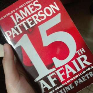 The 15th Affair By James Patterson