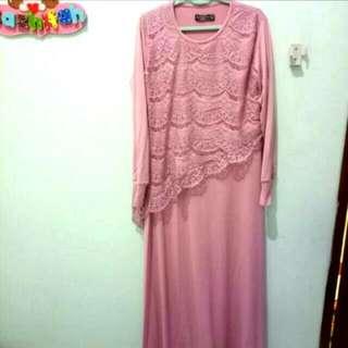 New Dress Brokat