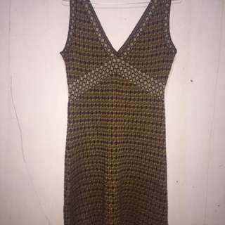 ZARA KNIT DRESS ORI