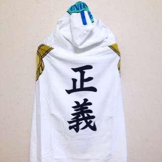 USJ BNIB One Piece Marine Hoodie Towel #idotrades