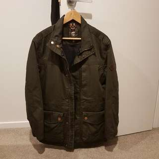 Timberland Waterproof Jacket Size M