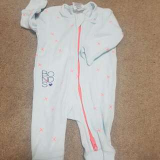 FREE POSTAGE MAKE AN OFFEE Bonds Size 0000 Suit