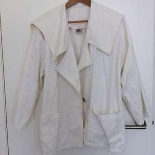 Vintage Sailor-style Coat