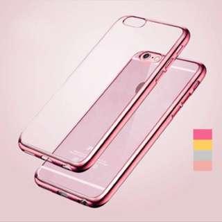 Luxury Rose Gold iPhone 6/6s Case