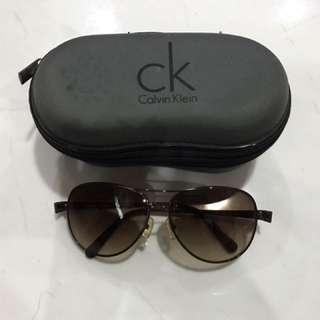 ORIGINAL Calvin Klein Aviator Sunglass