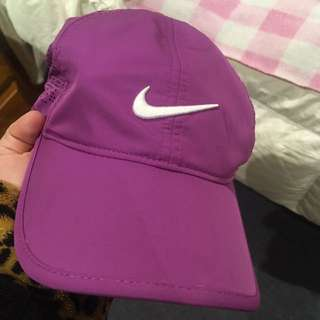 Purple Nike Cap