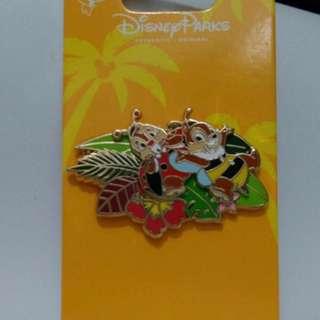 上海迪士尼樂園徽章Chip Dale Disney Pin(包郵)