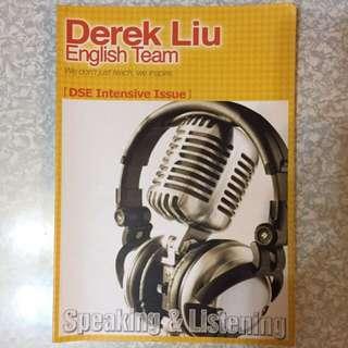 DSE Listening & Speaking Notes (Derek Liu)