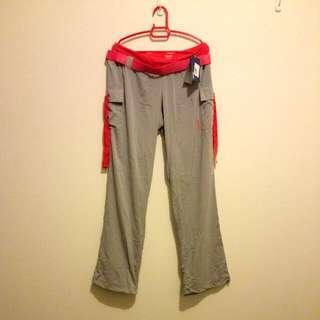 Reebok Dance Woven Cargo Pants
