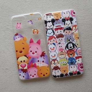 iPhone 7+ Tsumtsum Covers