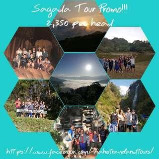3D2N SAGADA Promo Tours
