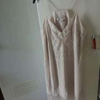 Korean Vneck Dress