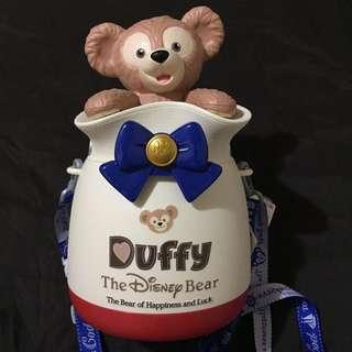達菲熊爆米花筒