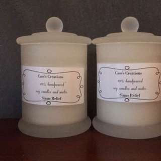 Triple Scented Candles