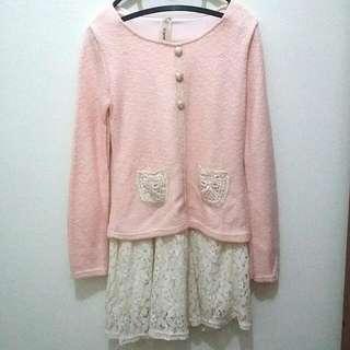 Soft Pink Vintage