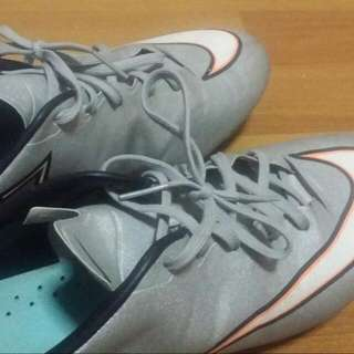 Authentic Nike Soccer Shoes