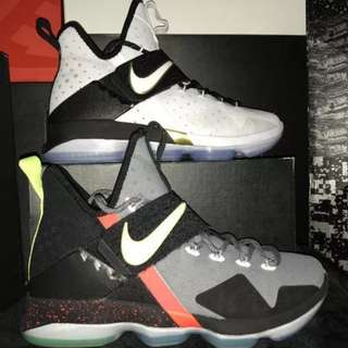Lebron 14 Out Of Nowhere and BHM Bundle (Size 12) EXTRA RARE OUT OF NOWHERE