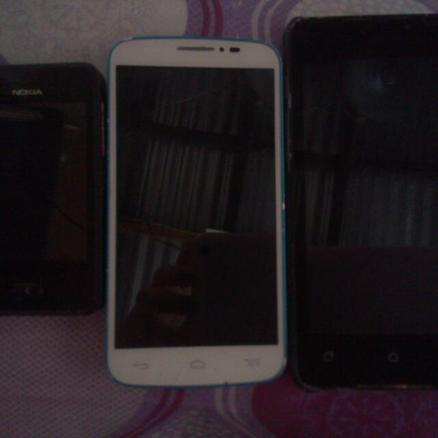 3units For 1800 Rush !  (Alcatel,nokia Asha,skk)