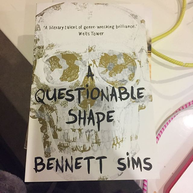 A Questionable Shape by Bennett Sims