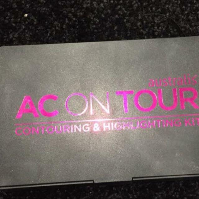 AC On Tour Palette