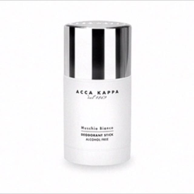 【Acca Kappa】白麝香體香膏 75ml