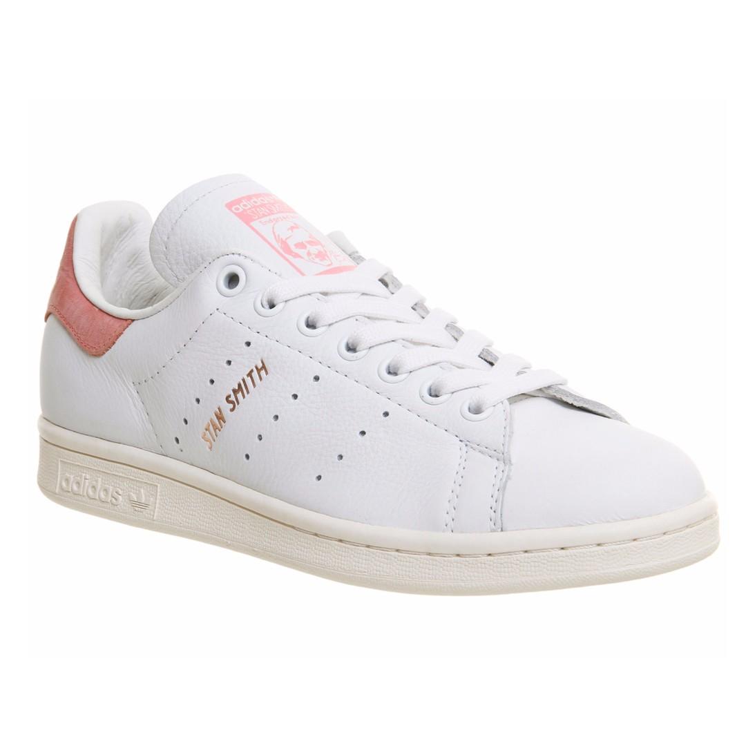 Adidas Stan Smith Pink Rose Gold, Women