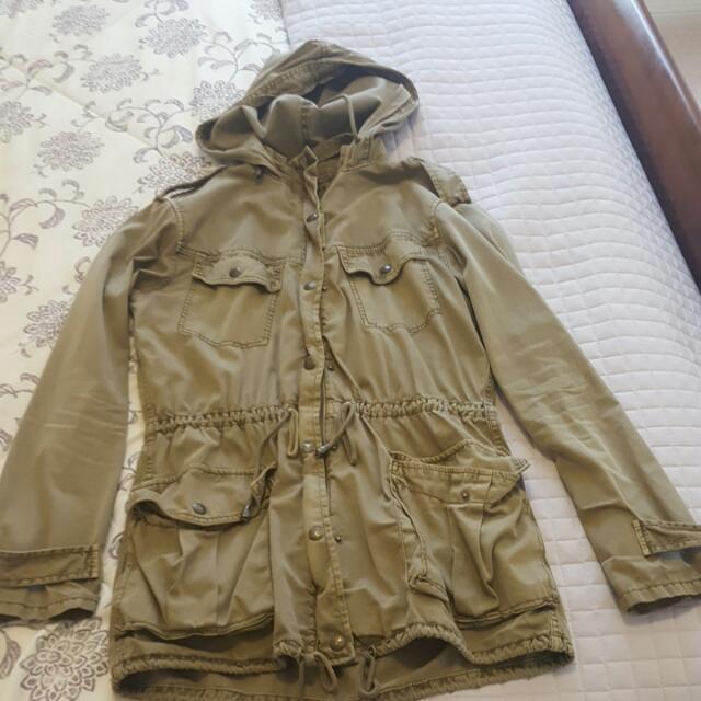 Aritzia Army Talula Jacket