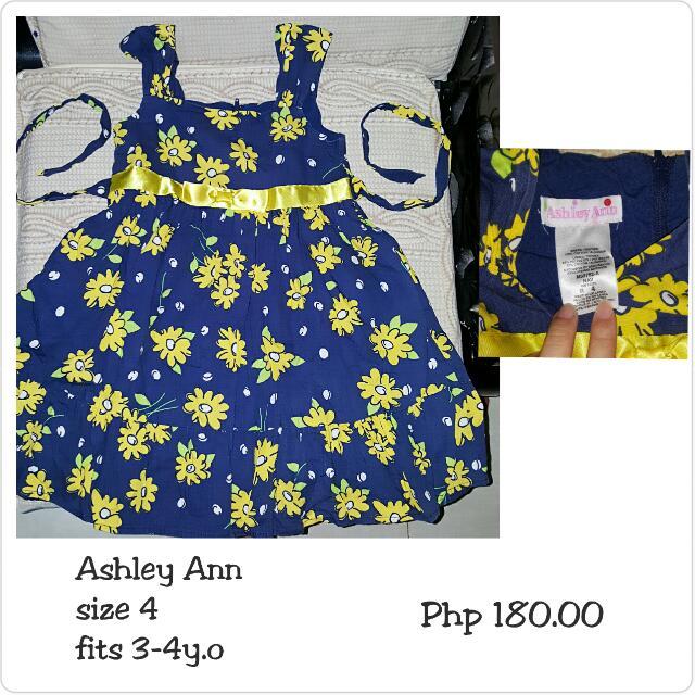 Ashley Ann Dress