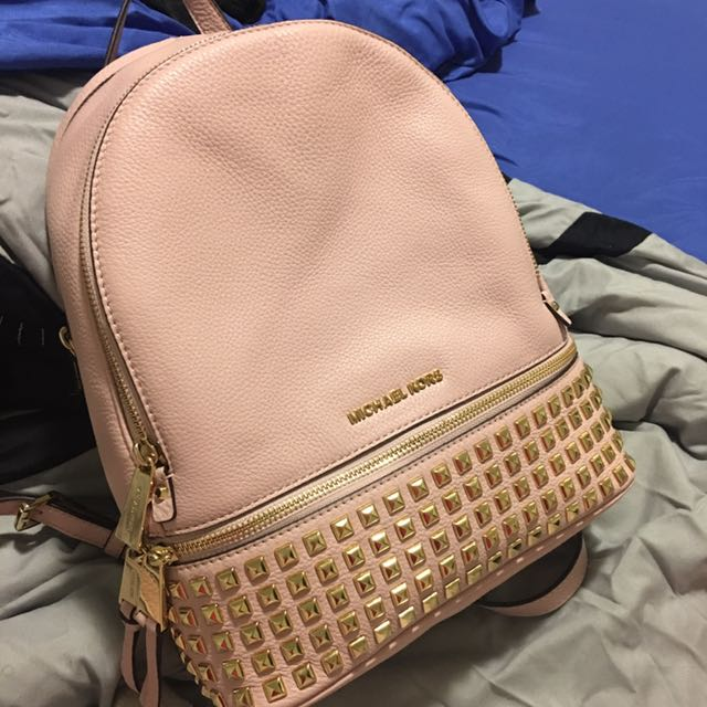 *AUTHENTIC* Michael Kors Studded Back Pack