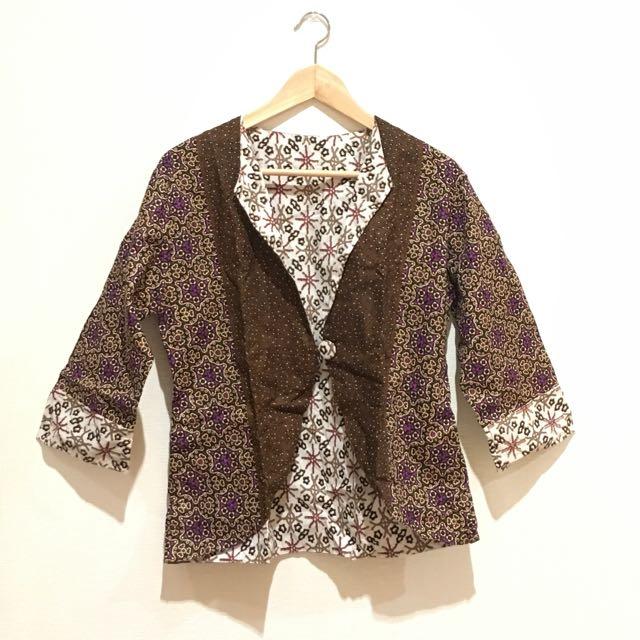 Batik Two Side Outer