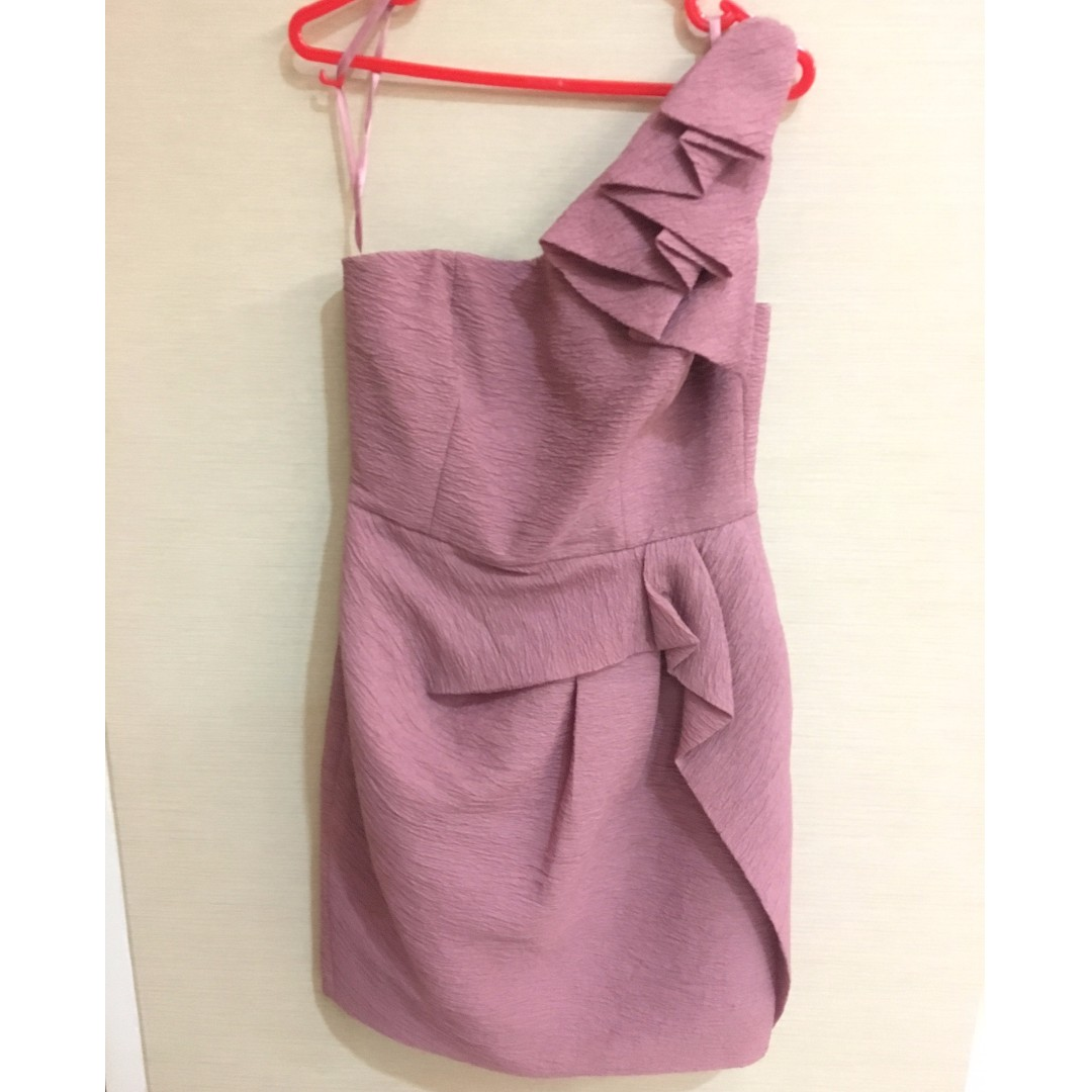 BCBG Maxazria Pink Dress size 4