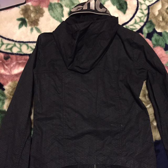 Bench Urbanwear BBQ Zip Up Ski Jacket