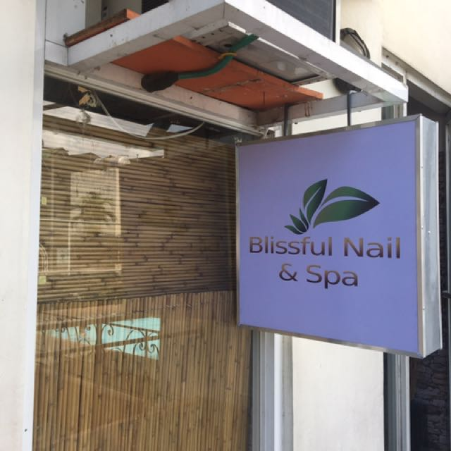 Blissful Nail And Spa - Home Service