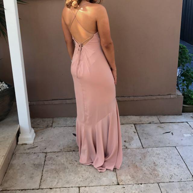 Blush Grace & Hart  Dress