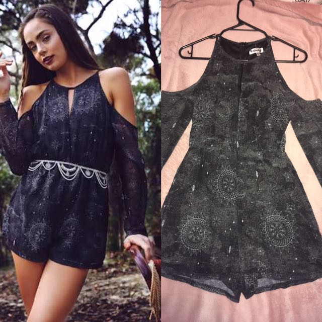 Bossy The Label Playsuit