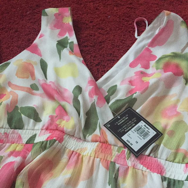 Brand New Floral Summer Dress From Jessica
